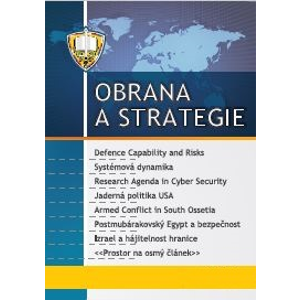 Obrana a strategie